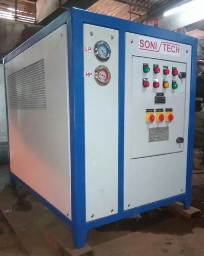 Sonitech Scroll Chillers- Multiple Compressor for Industrial Use