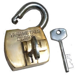 40mm Derby Brass Padlock