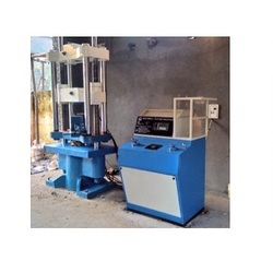 Six Pillar Universal Testing Machine With Hydraulic Grips