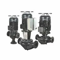 Close-Coupled & Split-Coupled Vertical In-line Pumps