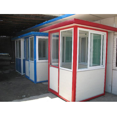 Portable Guard Room Manufacturer In Gurgaon Security Guard Cabins