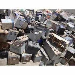 Waste Battery Scrap, For Reassemble, Acid Lead Battery