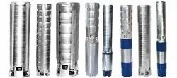 Multi Stage Pump 20 - 140 HP Borewell Submersible Pump