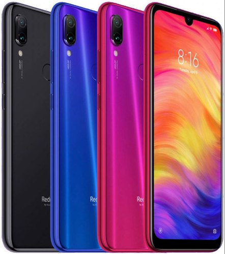 Redmi Note 7 Pro (4/64 GB) (Call For Best Price)
