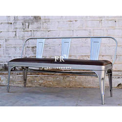 Leather Furniture - Lounge Bench