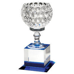 Glass Crystal Golf Award
