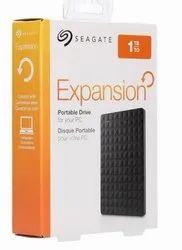 Seagate 1 TB External Hard Disk