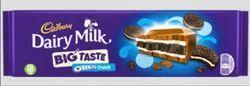 Cadbury Big Taste Oreo Crunch Dairy Milk Chocolate