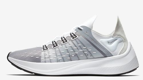 1e2198d46d0c White Black Wolf Grey Nike EXP X14 Shoes