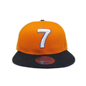 Customized Number Cap