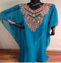Fashion Jalabia Kaftan For Ladies