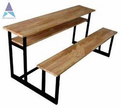 Combine Desk Bench
