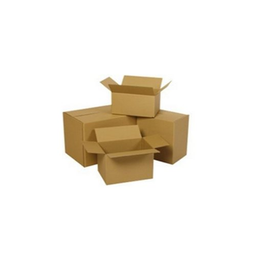 Corrugated Packaging Boxes - Brown Corrugated Boxes