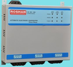 Three Phase Automatic Off Load Change Over Switch