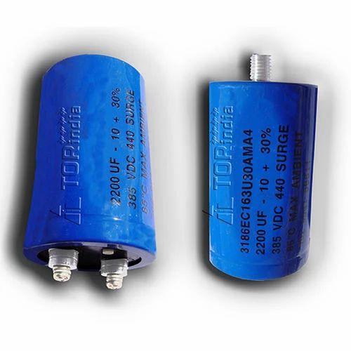 CAPACITOR - Ceramic Capacitor Manufacturer from Bengaluru