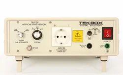 Tekbox TBLC08 50uH Line Impedance Stabilisation Network LISN - CISPR 16