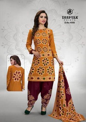b1407ab5e8 Casual Wear Deeptex - Batik Plus Vol.5 Salwar Suits, Rs 320 /piece ...