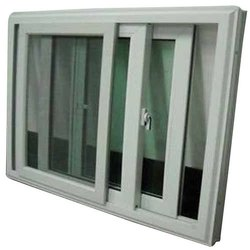 UPVC Sliding With Netlon  Window