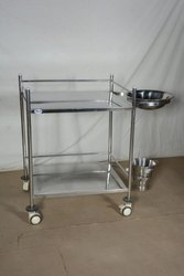 Dressing Hospital Trolley