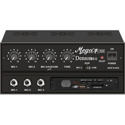 Mega 600 W Power Amplifier With USB,Bluetooth And Recording Facility