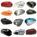 Norton Motorcycle Fuel Tank Assembly British Bike Replacement Spare Parts