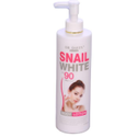 Dr. Davey Snail White Body Lotion, For Personal, Cream