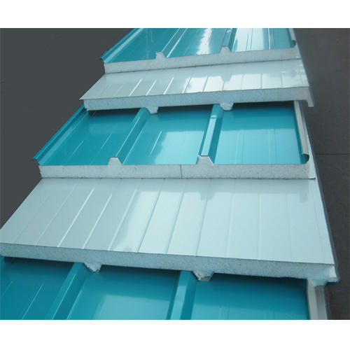 Pu Sandwich Panel At Rs 1450 Square Meter Polyurethane