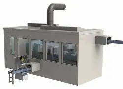 Acoustic Enclosure for Heavy Machine