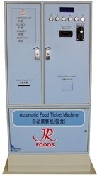 Food Coupon Vending Machine