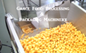 Snacks Flavoring Drum Machine