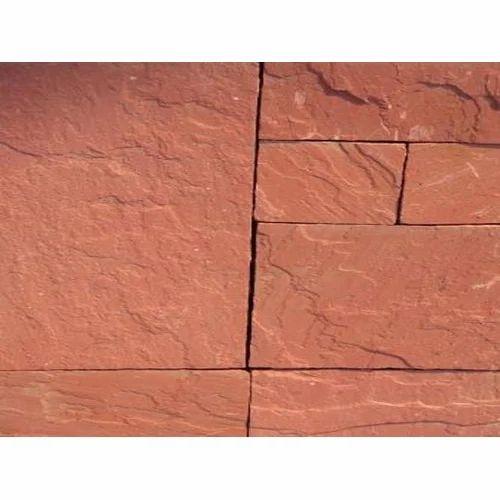 Agra Red Sandstone Slab