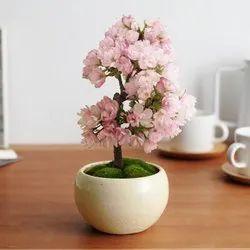 Decorative Flower Bouquet for Interior Decor
