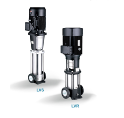 Leo Vertical Inline Pump