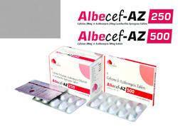 Cefixime 200mg   Azithromycin 500mg