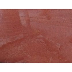 Polished Slab Red Granite Stone, Thickness: 0.75 Inch, Flooring