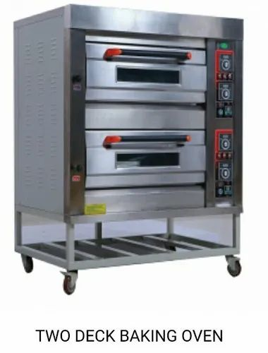 Two Deck Oven