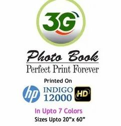 Hi Glossy Photo Album 14x40 Designing & Printing Services