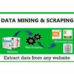 Data Mining & Scraping Service