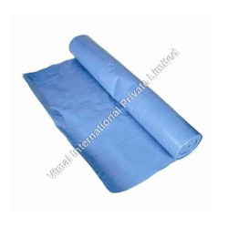 Blue Polythene Sheets