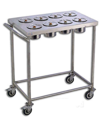 Indian SS Spices Trolley