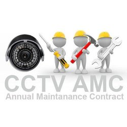 Dome CCTV AMC Service