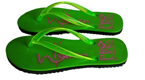 0f9bd84cf BreeZy Ladies Beach Flip Flop
