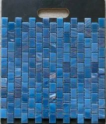 Pool Mosaic Brick Shape