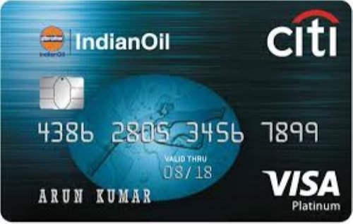 citibank indianoil credit card redeem reward points