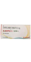 Everolimus 5mg Tablets