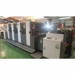 Shinohara 66-4 Offset Printing Machine