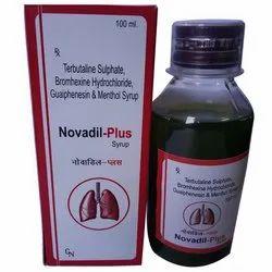 Novadil Plus Syrup