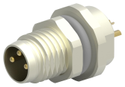 M8 3Pin Male Panel Mount Connector