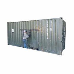 Fish PUF Container Repairing Service