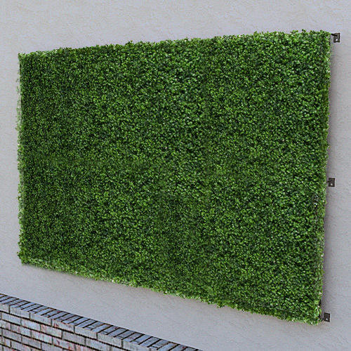 Oxygen Factory Plastic Artificial Green Wall